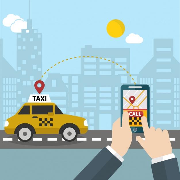 Jak zamówić taksówkę