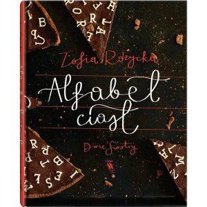 Książka Alfabet ciast Zofia Różycka